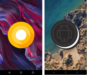 Android Oreo Cookie Easter Egg