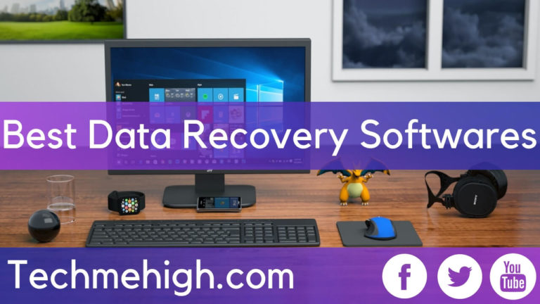 Best Data Recovery Softwares For Laptop, Windows, PC