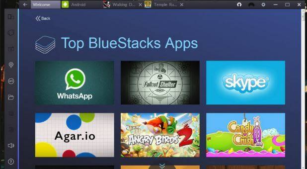 Bluestacks 4 Features