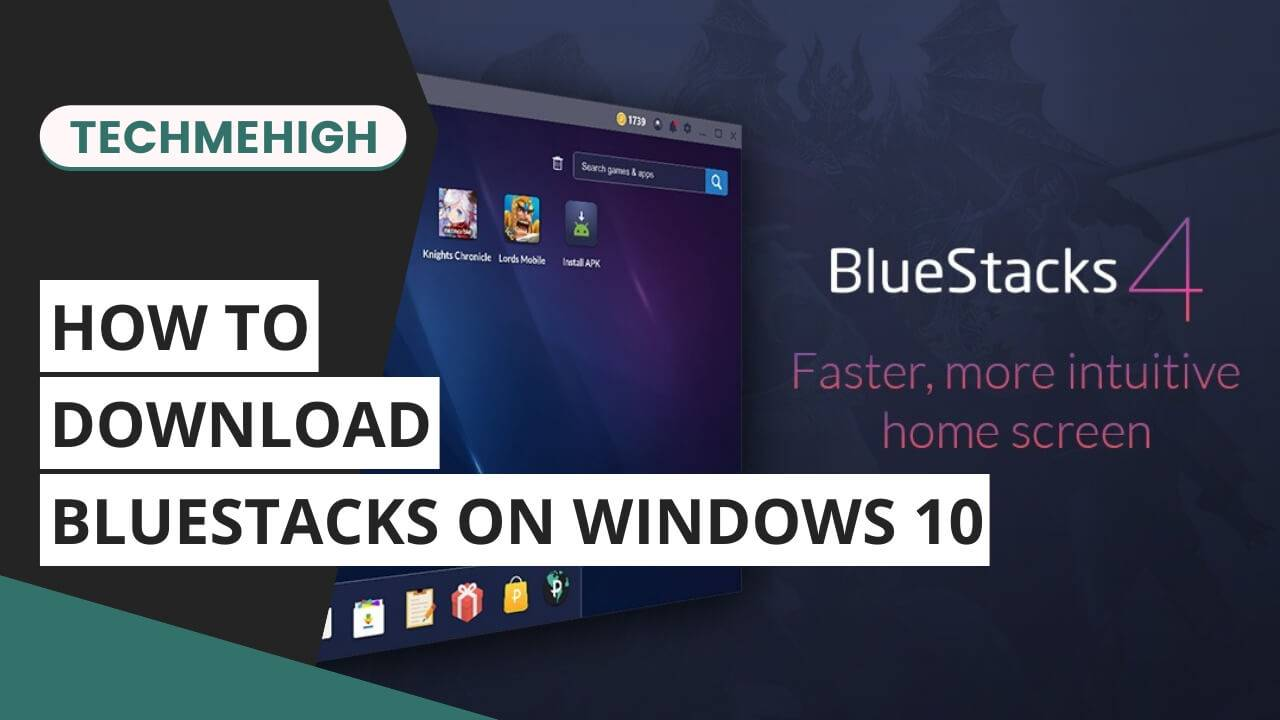How To Download Bluestacks On Windows 10